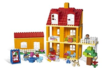 LEGO Education DUPLO Playhouse Set 779091 (125 Pieces)