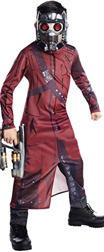 Rubie's Guardians of The Galaxy Star-Lord Costume, Child Small