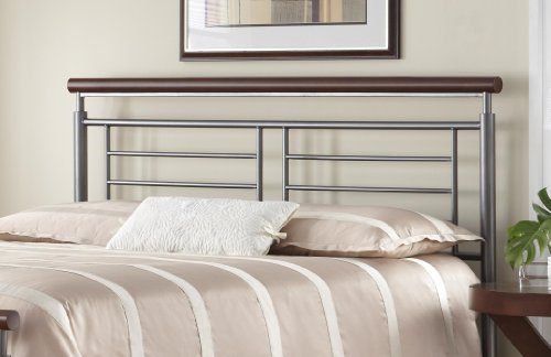 Metal And Wood Beds 2731 front