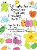 img - for Ed Emberley's Complete Funprint Drawing Book (Paperback)--by Ed Emberley [2002 Edition] book / textbook / text book