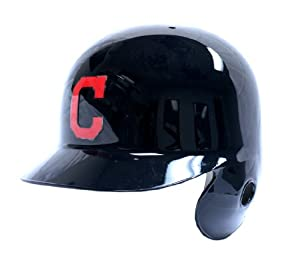 Cleveland Indians Left Flap Official Batting Helmet by Rawlings