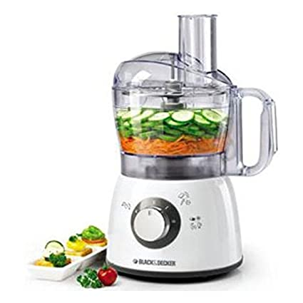 Black & Decker FX400 400W Midi Food Processor