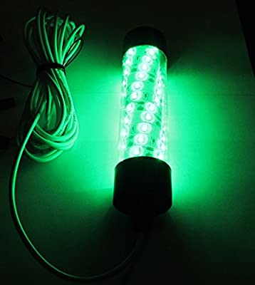 Awesome Green underwater fish attractant Led Light