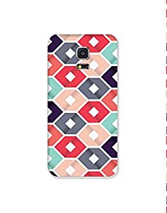 Samsung Galaxy S5 Mini nkt03 (34) Mobile Case by SSN
