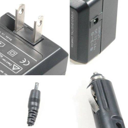『DC125』 Nikon ニコン EN-EL20a / EN-EL22 対応充電器  COOLPIX A / Nikon 1 AW1 / 1 J1 / 1 J2 / 1 J3 / 1 S1 / 1 S2 / 1 J4 / 1 V3 用 バッテリーチャージャー