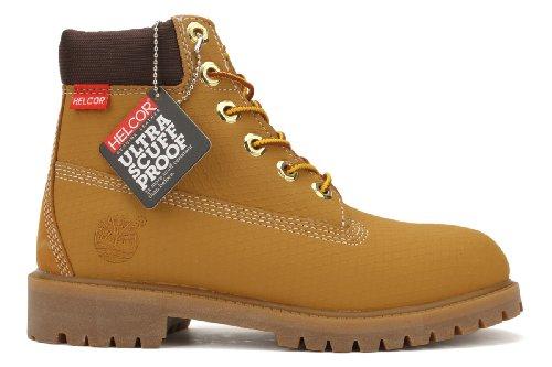 Timberland 6-Inch Premium Scuff Rebar Boot (Toddler/Little Kid/Big Kid),Wheat,6.5 M Us Big Kid front-1061177