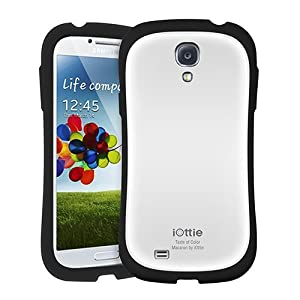 iOttie CSCEIO131 iOttie Macaron Protective Case Cover for Samsung Galaxy S4 IV (White) - Carrying Case - Retail Packaging - White