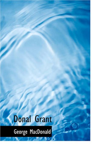 Donal Grant (Large Print Edition)