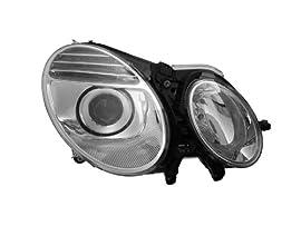 Mercedes Benz E-Class Headlight Oe Style Halogen Type Headlamp Right Passenge...