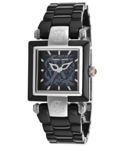 christian-lacroix-womens-acetate-watch-black-black