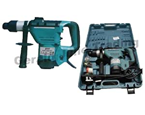30mm 1000w SDS ROTARY HAMMER DRILL AND ACCESSORIES KIT 240v