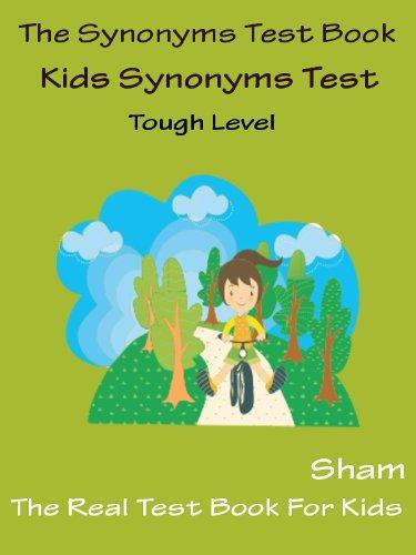 Sham - Kids Knowledge Teach Synonyms Tough : Teach Synonyms To Kids Tough Level