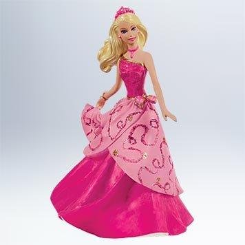 QXI2489 Blair im Barbie-Barbie als Prinzessin