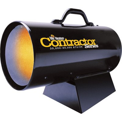 Mr. Heater MH60FAV Workshop Constuction Forced Air LP Heater (Workshop Heater Lp compare prices)