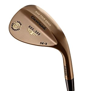 Cleveland Golf Mens 588 Forged RTG Wedge by Cleveland Golf