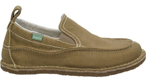 Simple Men's Loaf Slip-on