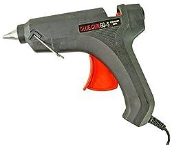 60W Multi Purpose Hot Melt Glue Gun With Free 10 Big Glue Sticks Tools - 01