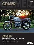 BMW R50 R60 R65 R75 R80 R100 R100GS R-Series 1970-1996 Clymer Manual