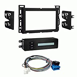 See Metra 95-3303B Double DIN Dash Kit for Chevrolet and Pontiac (Black) Details