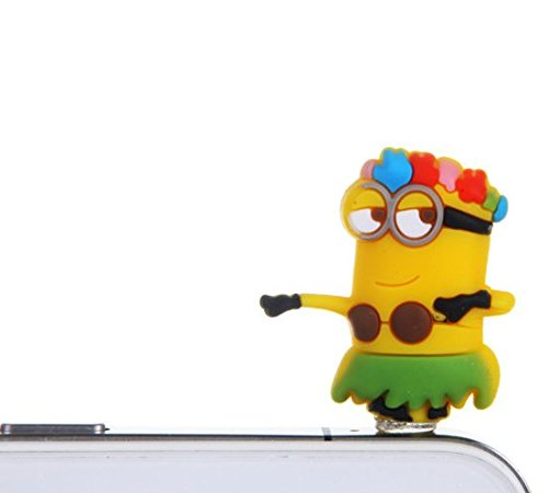Stylisda Dancing Minion Dust Plug
