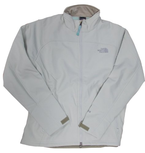 North Face PFL Women's Apex Bionic Thermal Jacket - Moonlight Ivory, Large