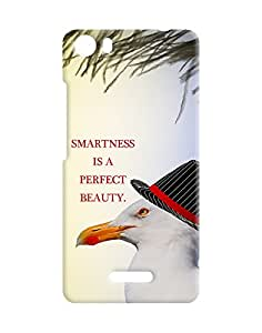 Mobifry Back case cover for Micromax Canvas E481 Mobile (Printed design)