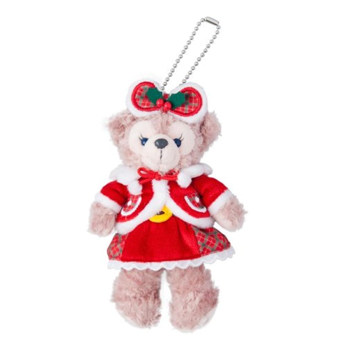 [해외] 셸리 메이 봉제인형 배지 더피의 크리스마스2016 【도쿄 디즈니 C 한정】 X'MAS DUFFY-