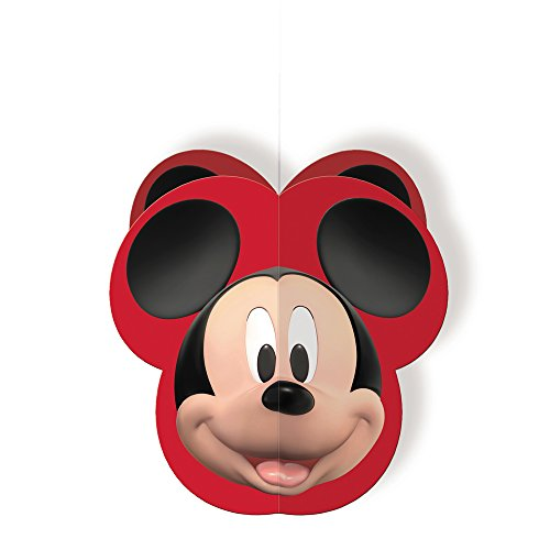"12"" Hanging Mickey Mouse Decoration"