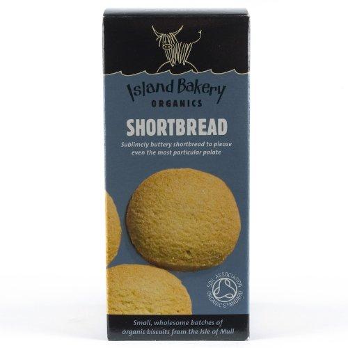Island Bakery Org Shortbread 150g x 1