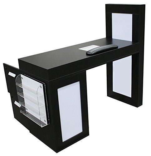table manucure achat vente de table pas cher. Black Bedroom Furniture Sets. Home Design Ideas