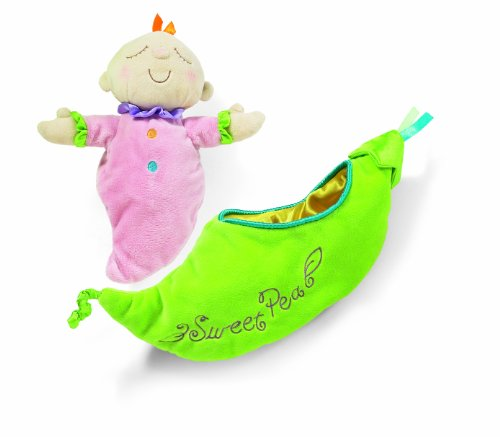 41Ci0jfQwxL Manhattan Toy Snuggle Pod, Sweet Pea