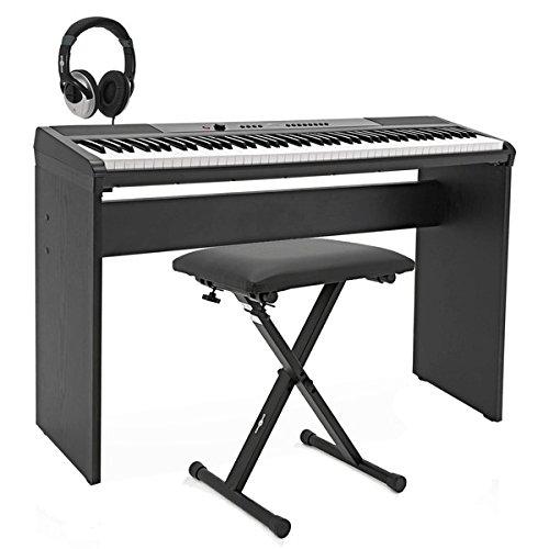 Piano-de-Escenario-SDP-2-de-Gear4music-Pack-de-Accesorios