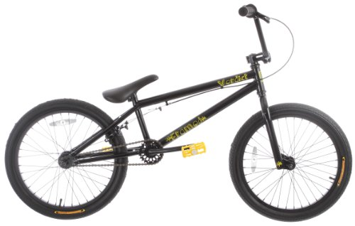 Framed Verdict BMX Bike Black/Yellow 20