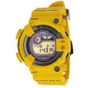 腕時計 カシオ Casio G Shock Digital Dial Yellow Resin Mens Watch GF8230E-9CR【並行輸入品】: 腕時計通販