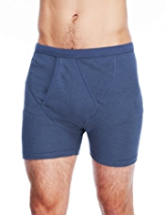 Thermal Self Striped Trunks
