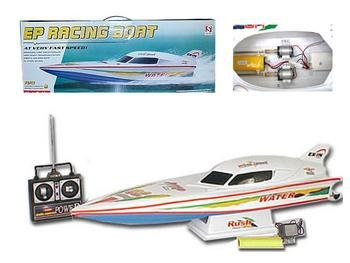 Remote Control Speed Racing Boat R/C RTR
