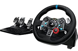 Logitech G29 Driving Force Racing Wheel (Black)