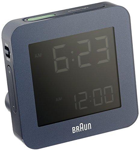 Braun BNC009BL-RC Digital Quartz Alarm Clock (Braun Digital Alarm Clock Radio compare prices)