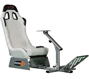 73000 A1GP Gaming Chair - white Joysticks and game controllers from PLAYSEATS