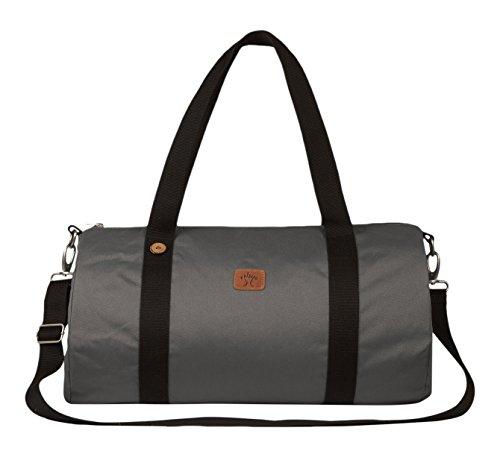 FAGUO - - Uomo - Duffle Bag Nylon Gris pour homme -