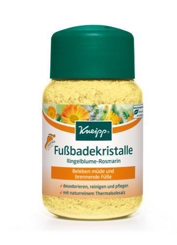 Kneipp Gesunde Füße Fußbadekristalle Ringelblume & Rosmarin, 500 g