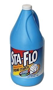 Sta-Flo Concentrated Liquid Starch, 64 fl oz - Walmart.com