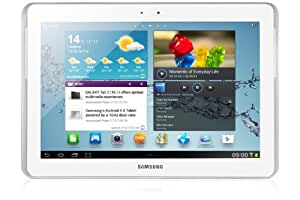 Samsung Galaxy Tab2 10.1 inch Tablet - White (16GB, WiFi, Android 4.0)