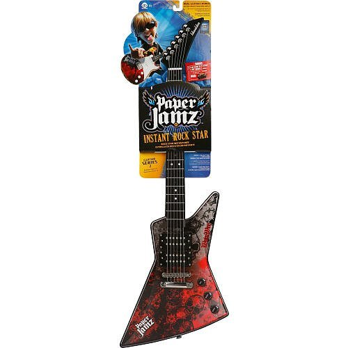 paper jamz pro guitar style 1 Since then, i have been sent one to try at home with my music loving family   them a very authentic feel and there are different styles to choose from the  paper jamz pro comes with pre-loaded songs so you can (in their own.