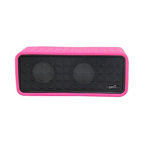 Supersonic Sc1366Btpk Bluetooth Speakers - Pink
