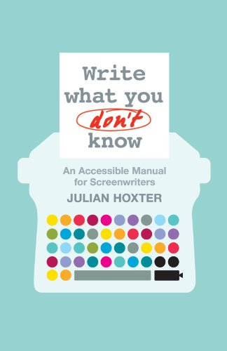 Write What You Don't Know: An Accessible Manual for...