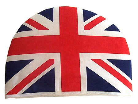 Lowest Price! Union Jack Tea Cozy - Dome