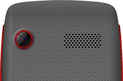 Haier M311 (Black-Red)