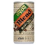 ダイドー ブレンドコーヒー185g缶×30本入 ×3ケース(合計90本)