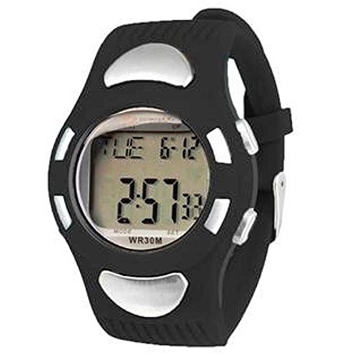 ez heart rate monitor watch